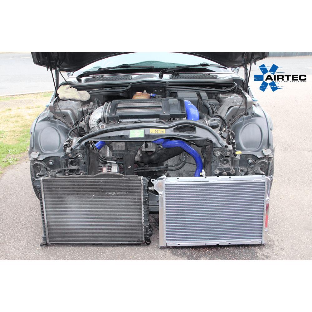 AIRTEC Motorsport ATRADMINI01 - MINI Cooper S 02-06 - 40MM CORE RADIATOR  UPGRADE